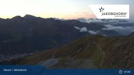Archived image Webcam Davos Klosters: Jakobshorn mountain (2590 m) 00:00