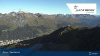 Archived image Webcam Davos Klosters: Jakobshorn mountain (2590 m) 08:00