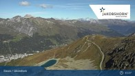 Archived image Webcam Davos Klosters: Jakobshorn mountain (2590 m) 10:00