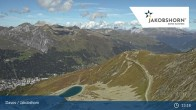 Archived image Webcam Davos Klosters: Jakobshorn mountain (2590 m) 12:00