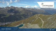 Archived image Webcam Davos Klosters: Jakobshorn mountain (2590 m) 14:00