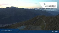 Archived image Webcam Davos Klosters: Jakobshorn mountain (2590 m) 20:00