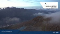 Archived image Webcam Davos Klosters: Jakobshorn mountain (2590 m) 19:00