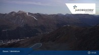 Archived image Webcam Davos Klosters: Jakobshorn mountain (2590 m) 01:00
