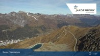Archived image Webcam Davos Klosters: Jakobshorn mountain (2590 m) 05:00