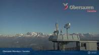 Archiv Foto Webcam Piz Mundaun, Obersaxen Val Lumnezia 06:00