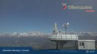 Archiv Foto Webcam Piz Mundaun, Obersaxen Val Lumnezia 08:00
