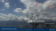 Archiv Foto Webcam Piz Mundaun, Obersaxen Val Lumnezia 09:00
