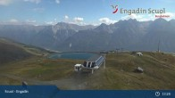 Archived image Webcam Mountain Schlivera, Scuol in Grisons 07:00