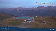 Archived image Webcam Mountain Schlivera, Scuol in Grisons 13:00
