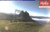 Archived image Webcam Brunni - Haggenegg top station 02:00