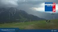 Archived image Webcam Plan de Corones South Tyrol 19:00