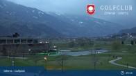 Archiv Foto Webcam Golfplatz in Uderns 19:00