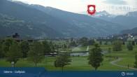 Archiv Foto Webcam Golfplatz in Uderns 04:00