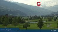 Archiv Foto Webcam Golfplatz in Uderns 06:00