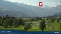 Archiv Foto Webcam Golfplatz in Uderns 08:00