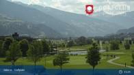 Archiv Foto Webcam Golfplatz in Uderns 10:00