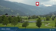 Archiv Foto Webcam Golfplatz in Uderns 14:00