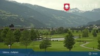 Archiv Foto Webcam Golfplatz in Uderns 18:00