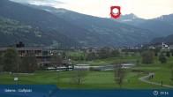 Archived image Webcam Golf Course in Uderns 19:00