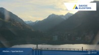 Archived image Webcam Klosters: Sports center 03:00