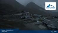 Archived image Webcam Kitzsteinhorn Alpine Centre 19:00