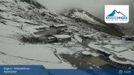 Archived image Webcam Kitzsteinhorn Alpine Centre 05:00