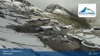 Archived image Webcam Kitzsteinhorn Alpine Centre 07:00