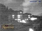 Archived image Webcam Schladming: Hotel Raunerhof 23:00