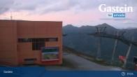 Archiv Foto Webcam Stubnerkogel Bergstation Süd 21:00