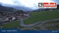 Archived image Webcam Asitzbahn Base Station in Leogang 21:00