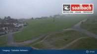 Archived image Webcam Asitzbahn Base Station in Leogang 01:00