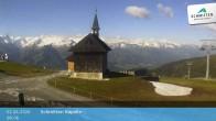 Archived image Webcam View Chapel Schmitten 07:00