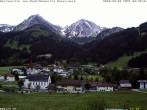 Archived image Webcam Schattwald: Vacation rental Haus Romantika 02:00