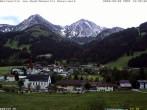 Archived image Webcam Schattwald: Vacation rental Haus Romantika 04:00