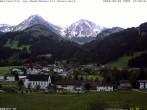 Archived image Webcam Schattwald: Vacation rental Haus Romantika 06:00