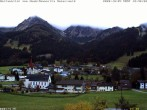 Archived image Webcam Schattwald: Vacation rental Haus Romantika 06:00