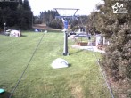 """Archived image Webcam Winterberg: View chair lift """"Rauher Busch"""" 04:00"""