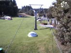 """Archived image Webcam Winterberg: View chair lift """"Rauher Busch"""" 06:00"""