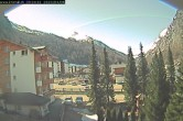 Archived image Webcam Hotel Kristall-Saphir in Saas-Almagell 04:00