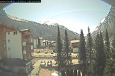 Archived image Webcam Hotel Kristall-Saphir in Saas-Almagell 06:00