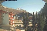 Archived image Webcam Hotel Kristall-Saphir in Saas-Almagell 10:00