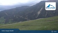 Archived image Webcam View of Maiskogel Mountain 21:00