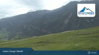 Archived image Webcam View of Maiskogel Mountain 01:00