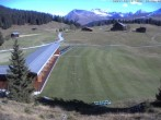 Archiv Foto Webcam Golfhaus in Arosa 06:00