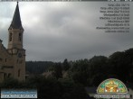 Archived image Webcam Church of Bruneck, South Tyrol 02:00