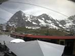 Archived image Webcam Train station Kleine Scheidegg, Grindelwald 10:00