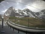 Archived image Webcam Train station Kleine Scheidegg, Grindelwald 12:00
