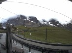 Archiv Foto Webcam Bahnhof Kleine Scheidegg, Grindelwald 00:00