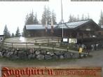 "Archiv Foto Webcam Berghütte ""Jagahüttn"" auf dem Stümpfling 00:00"